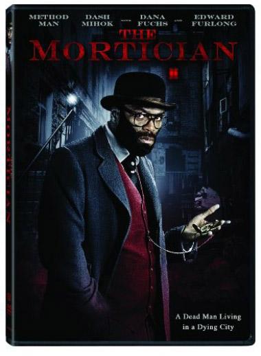 The Mortician affiche