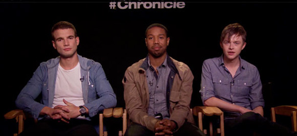 Michael B. Jordan and Cast Talk Chronicle - blackfilm.com ...