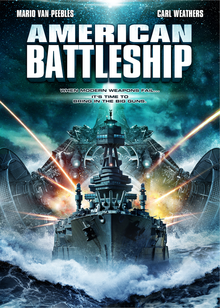Mario Van Peebles Talks We The Party American Battleship