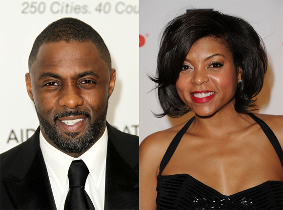 taraji and idris dating after divorce