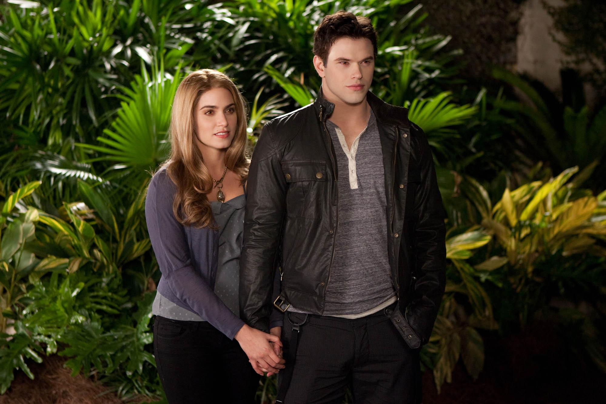 REED and KELLAN LU...