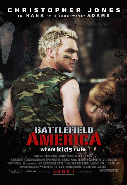 Battlefield America Poster 15 - blackfilm.com/read ...