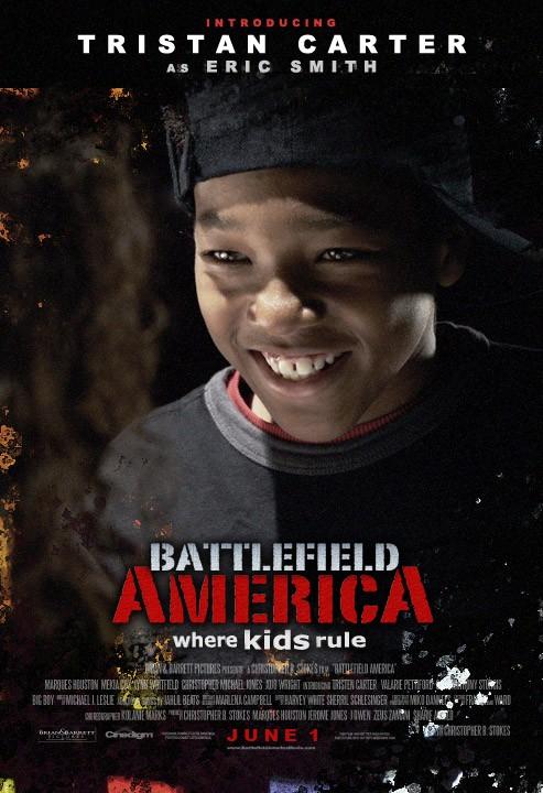 Battlefield America Poster 7 - blackfilm.com/read ...