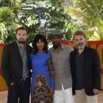 Django Unchained - DiCaprio, Washington, Foxx, Waltz