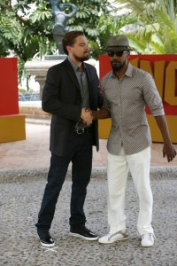 Django Unchained - DiCaprio and Foxx 2