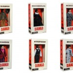 Django Unchained Toys Action Figure Dolls