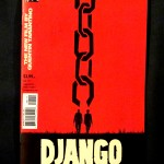 Django Unchained comic book 1