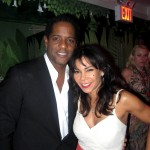Streetcar Afterparty - Blair Underwood and Daphne Rubin-Vega