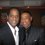 Streetcar Afterparty - Blair Underwood and Giancarlo Esposito
