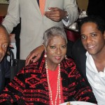 Streetcar Afterparty - Blair Underwood and his parents