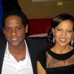 Streetcar Afterparty - Blair Underwood and wife