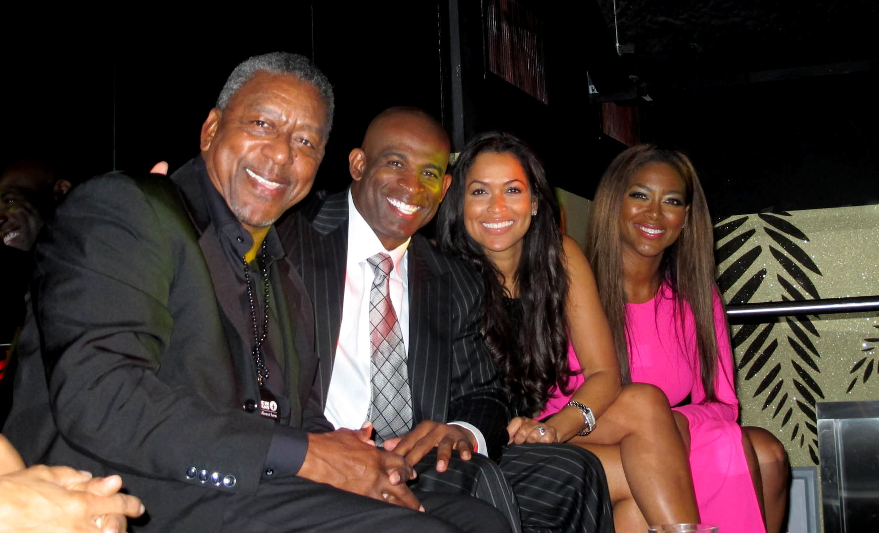 Pics Photos - Deion Sanders And Tracey Edmonds Spotted On The Red ...