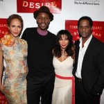 Streetcar Afterparty - Nicole Ari Parker, Wood Harris, Daphne Rubin-Vega and Blair Underwood