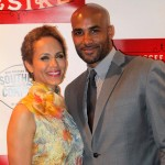 Streetcar Afterparty - Nicole Ari Parker and Boris Kodjoe