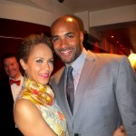 Streetcar Afterparty - Nicole Ari Parker and Boris Kodjoe 2