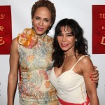 Streetcar Afterparty - Nicole Ari Parker and Daphne Rubin-Vega