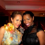 Streetcar Afterparty - Nicole Ari Parker and Vanessa Williams