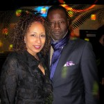 Streetcar Afterparty - Tamara Tunie and Gregory Generet
