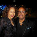 Streetcar Afterparty - Tamara Tunie and composer Terence Blanchard