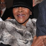 Streetcar opening - Cicely Tyson