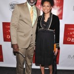 Streetcar opening - Norm Lewis and guest