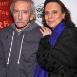 Streetcar opening - Playwright Edward Albee and director Emily Mann