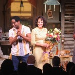 Streetcar opening - cast on stage