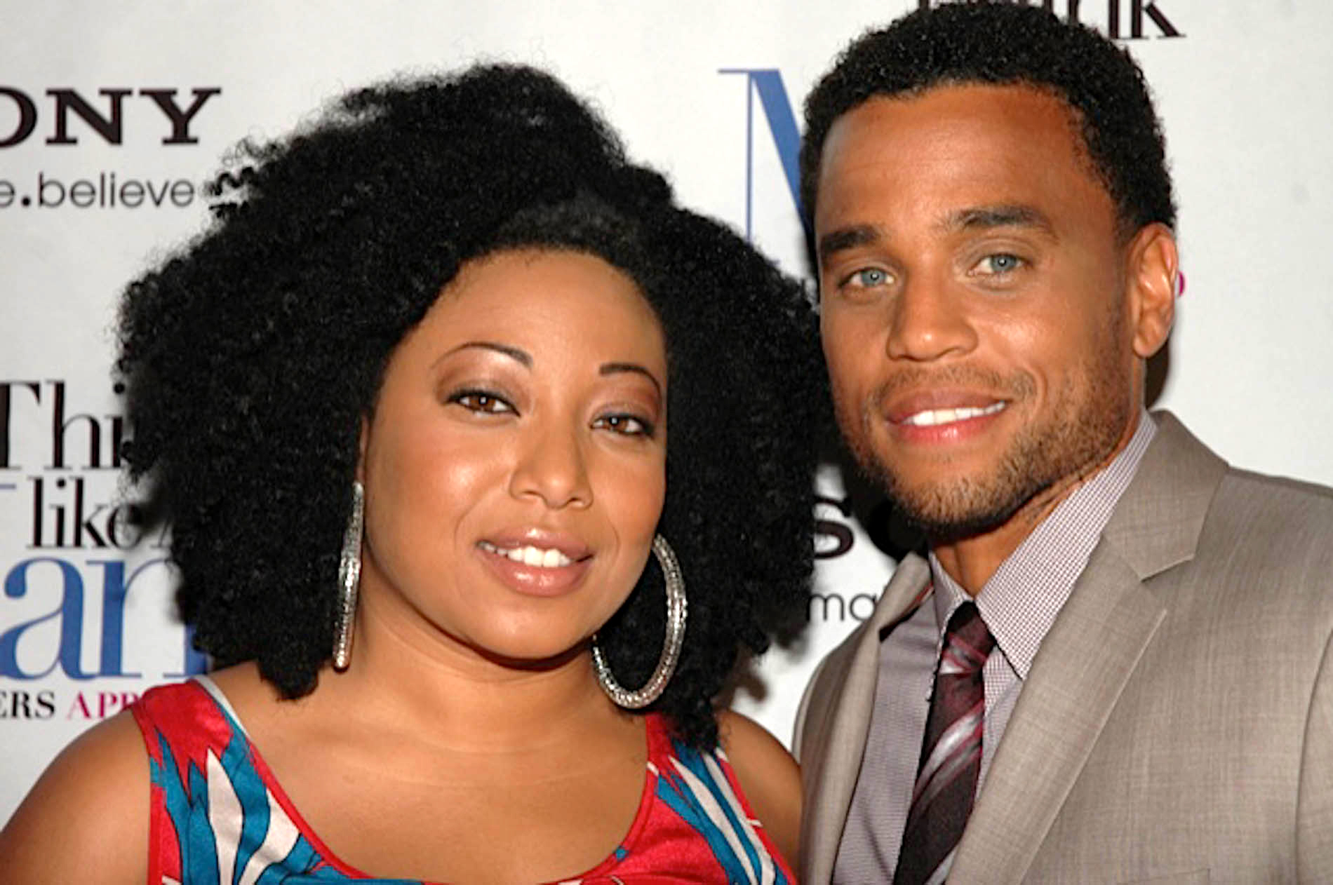 Mike ealy wife