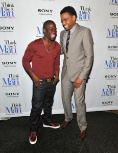 TLAM NY Premiere - Kevin Hart and Michael Ealy