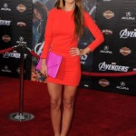 The Avenger Premiere - Audrina Patridge