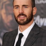 The Avenger Premiere - Chris Evans