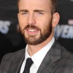 The Avenger Premiere - Chris Evans 2