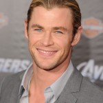 The Avenger Premiere - Chris Hemsworth