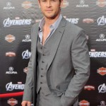 The Avenger Premiere - Chris Hemsworth 2