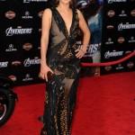 The Avenger Premiere - Cobie Smulders