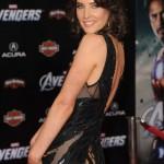 The Avenger Premiere - Cobie Smulders 2