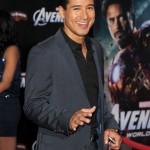 The Avenger Premiere - Mario Lopez