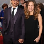 The Avenger Premiere - Robert Downey Jr. and Susan Downey