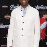 The Avenger Premiere - Samuel L. Jackson