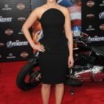 The Avenger Premiere - Scarlett Johansson