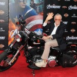 The Avenger Premiere - Stan Lee
