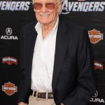 The Avenger Premiere - Stan Lee 2