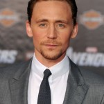 The Avenger Premiere - Tom Hiddleston