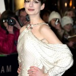 Les Miserables London premiere - Anne Hathaway