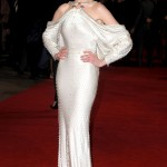 Les Miserables London premiere - Anne Hathaway 2