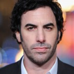 Les Miserables London premiere - Sacha Baron Cohen