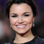 Les Miserables London premiere - Samantha Barks 3