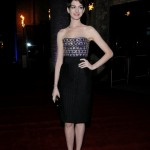 Les Miserables London premiere afterparty - Anne Hathaway