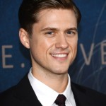 Les Miserables NY Premiere - Aaron Tveit