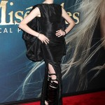 Les Miserables NY Premiere - Anne Hathaway 3